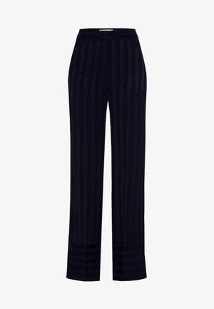 Pantalon classique - true blue