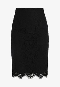 IVY & OAK - PENCIL SKIRT - Pencil skirt - black - 6