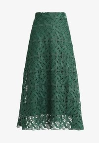 IVY & OAK - GRAPHIC SKIRT - Maxi skirt - eden green - 3