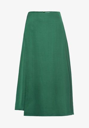 Spódnica plisowana - green