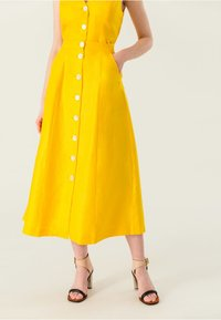 IVY & OAK - A-line skirt - sun yellow - 1