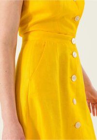 IVY & OAK - A-line skirt - sun yellow - 2