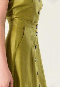 IVY & OAK - A-line skirt - green - 3