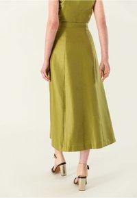 IVY & OAK - A-line skirt - green - 2