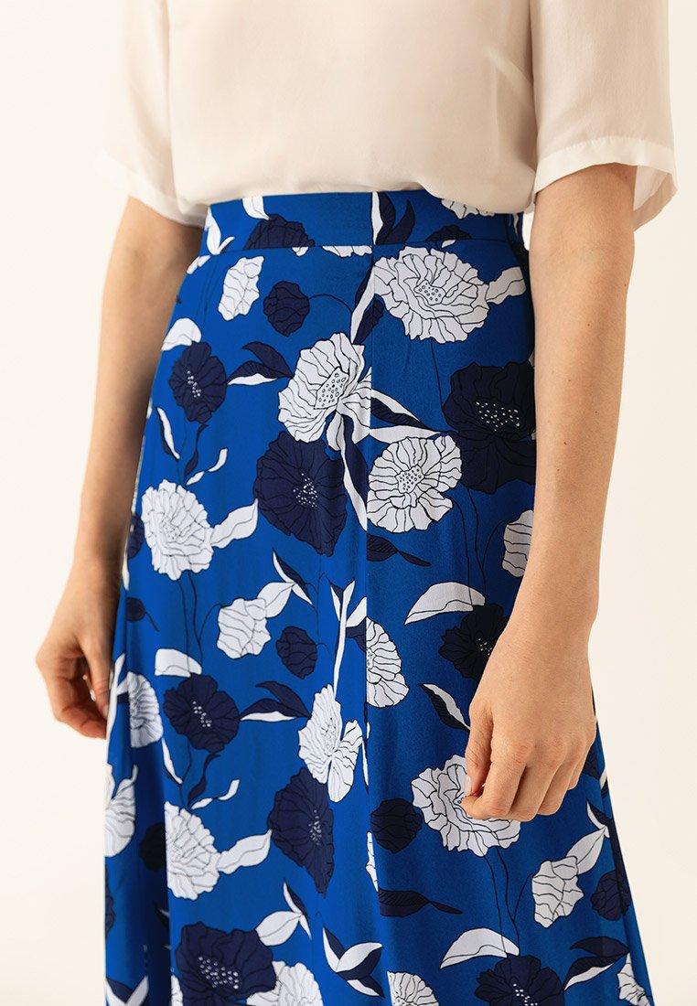 Oak Longue SkirtJupe Bohemian Ivyamp; Brilliant Blue eWdCrBoQxE