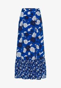IVY & OAK - BOHEMIAN SKIRT - Jupe longue - brilliant blue - 7