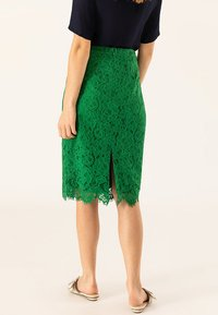 IVY & OAK - PENCIL SKIRT REPEAT - Jupe crayon - secret garden green - 2