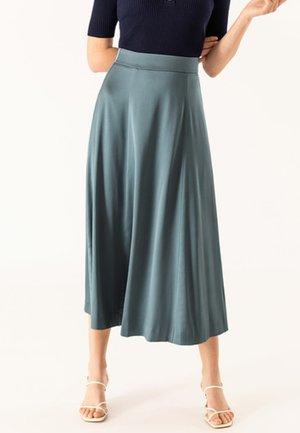Długa spódnica - blue