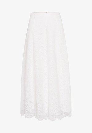 Spódnica plisowana - snow white