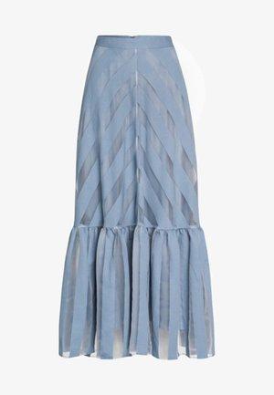 Jupe longue - blue/grey