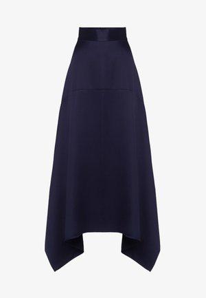 Jupe longue - dark blue