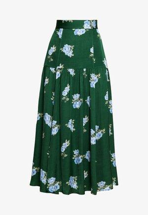 Maxi sukně - porcelain - eden green