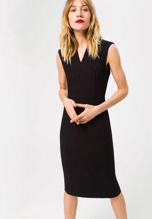 HIGH COLLAR - Robe de soirée - black