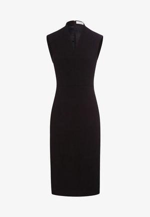 HIGH COLLAR - Sukienka koktajlowa - black