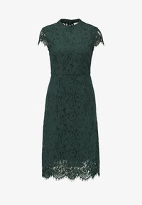 IVY & OAK - DRESS - Juhlamekko - bottle green - 5