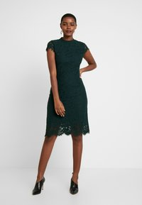 IVY & OAK - DRESS - Juhlamekko - bottle green - 0