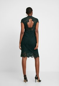 IVY & OAK - DRESS - Juhlamekko - bottle green - 3