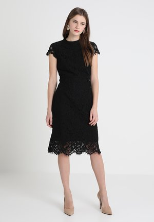 DRESS - Sukienka koktajlowa - black