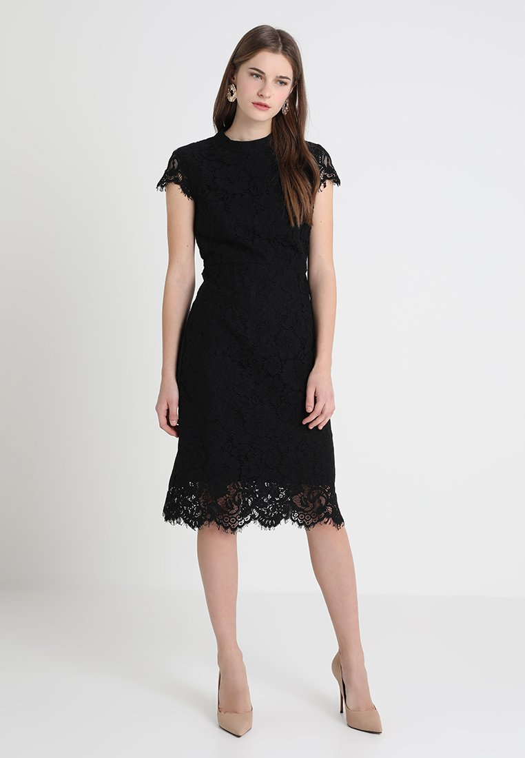 IVY & OAK - DRESS - Cocktailjurk - black
