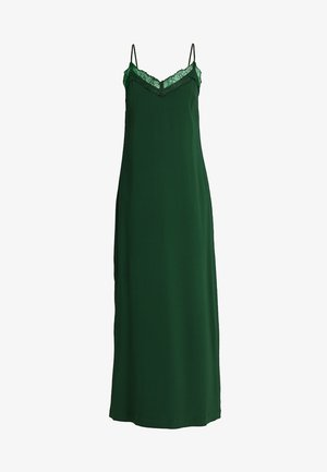 LINGERIE DRESS - Maxi dress - eden green
