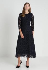 IVY & OAK - GRAPHIC DRESS - Occasion wear - navy blue - 2