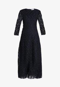 IVY & OAK - GRAPHIC DRESS - Occasion wear - navy blue - 5