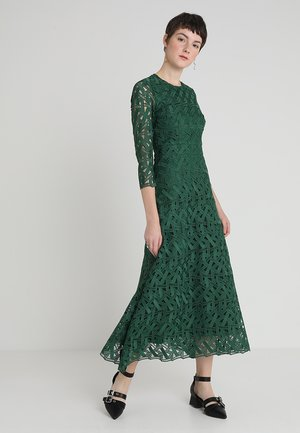 GRAPHIC DRESS - Occasion wear - eden green