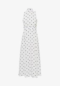 IVY & OAK - AMERICAN SHOULDER DRESS - Robe longue - white - 5