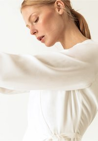 IVY & OAK - WRAP DRESS - Robe longue - snow white - 4
