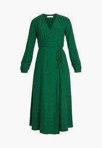 IVY & OAK - WRAP DRESS - Robe longue - eden green - 4