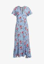 ANCLE LENGTH VALANCE DRESS - Maxi dress - horizon blue