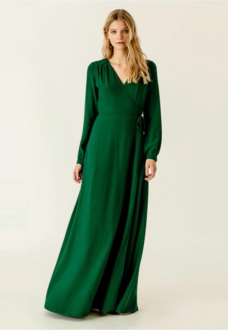 IVY & OAK - Maxi-jurk - eden green