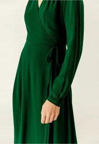 IVY & OAK - Maxi-jurk - eden green - 3