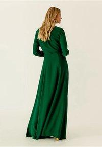IVY & OAK - Maxi-jurk - eden green - 2