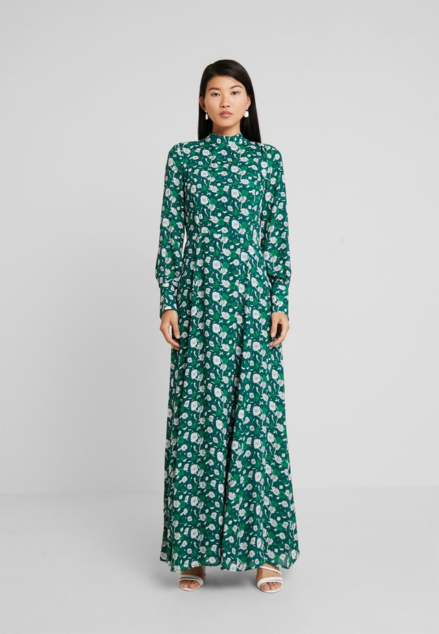Maxi-jurk - evergreen