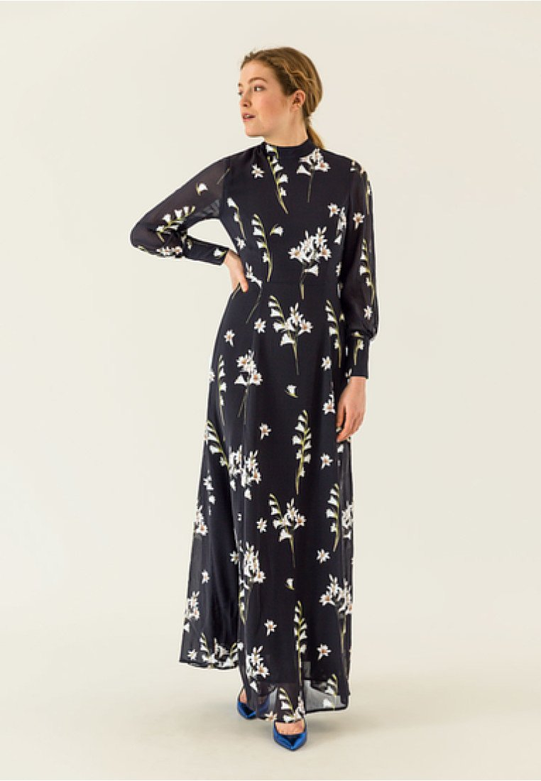 IVY & OAK - Maxi dress - black