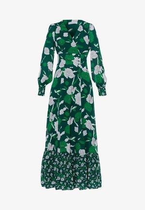 BOHEMIAN  - Robe longue - evergreen