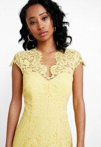 IVY & OAK - DRESS - Koktejlové šaty/ šaty na párty - sunshine yellow - 5