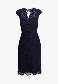 IVY & OAK - DRESS - Koktejlové šaty/ šaty na párty - navy blue - 3