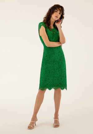 DRESS - Cocktail dress / Party dress - irish green