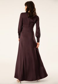 IVY & OAK - DRESS LONG SLEEVE - Iltapuku - rouge noir - 2