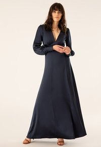 IVY & OAK - DRESS LONG SLEEVE - Galajurk - dark blue - 1