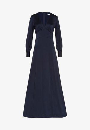 DRESS LONG SLEEVE - Galajurk - dark blue