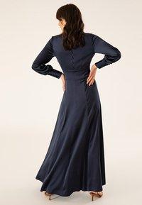 IVY & OAK - DRESS LONG SLEEVE - Galajurk - dark blue - 2