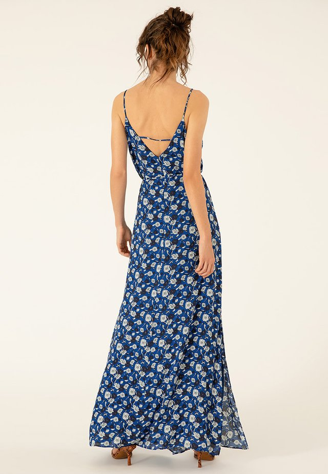 Maxi-jurk - brilliant blue