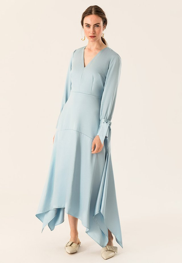 Maxi dress - iced blue