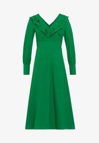 IVY & OAK - Robe longue - secret garden green - 7