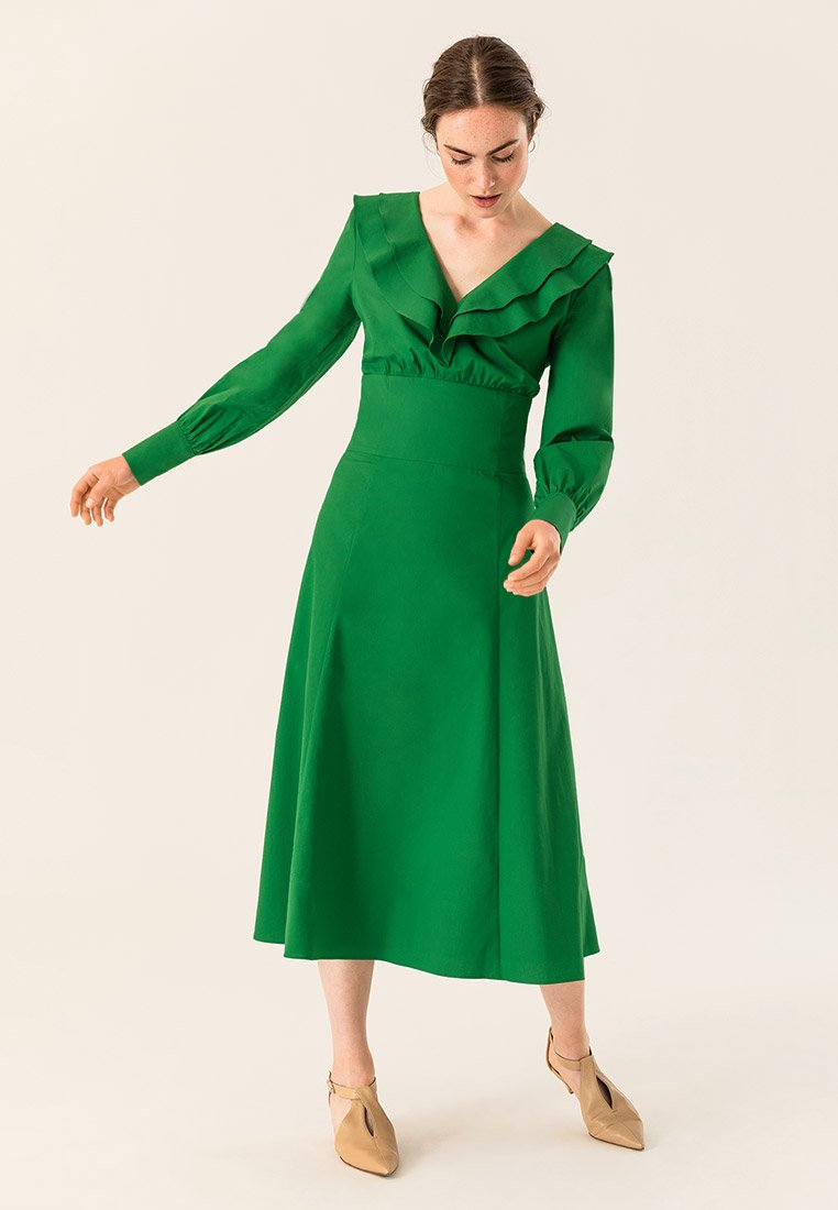 IVY & OAK - Maxi dress - secret garden green