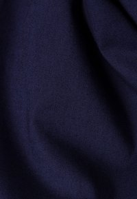 IVY & OAK - ONE SHOULDER VALANCE DRESS - Robe longue - navy blue - 6