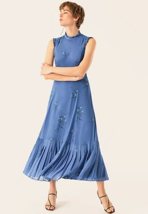 ANCLE - Maxi dress - parisian blue
